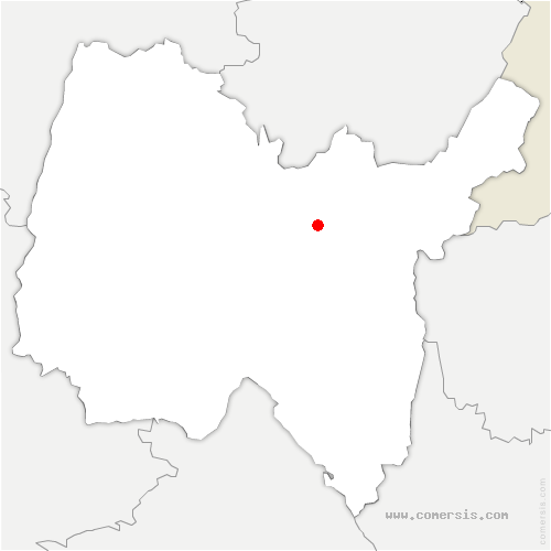 carte de localisation de Port