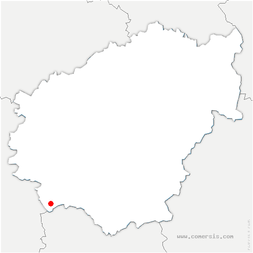 carte de localisation de Estivals