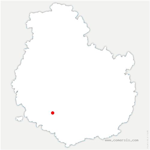 carte de localisation de Fête