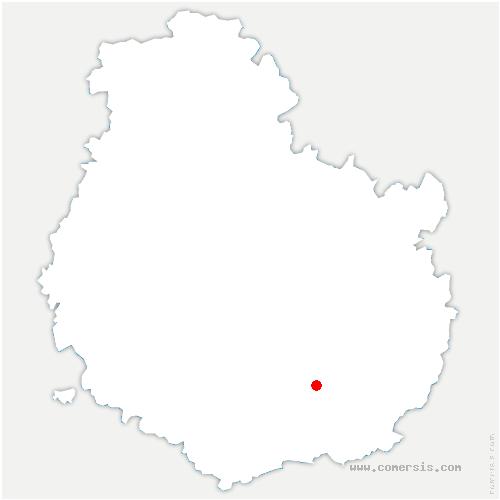 carte de localisation de Flagey-Echézeaux