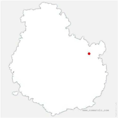 carte de localisation de Lux