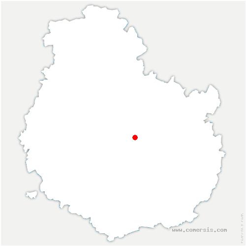 carte de localisation de Pasques