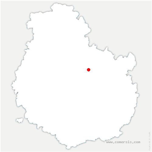 carte de localisation de Tarsul