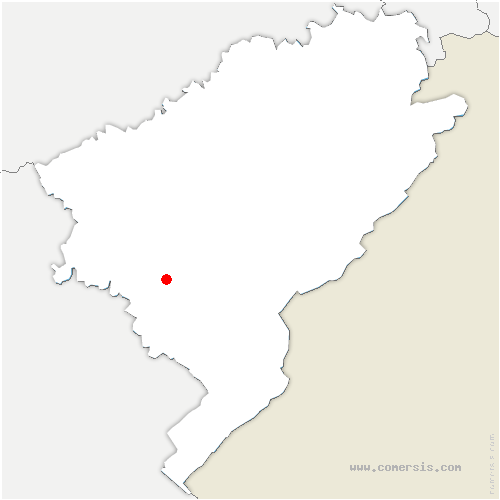 carte de localisation de Bolandoz