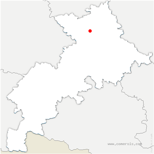 carte de localisation de Beauzelle