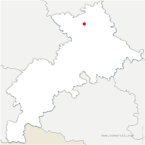 carte de localisation de Gagnac-sur-Garonne