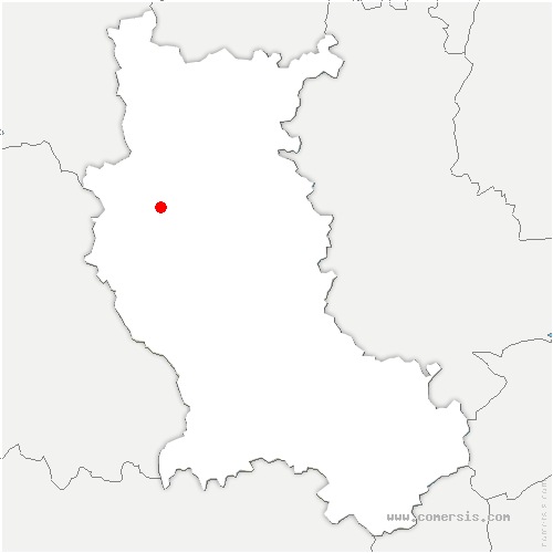 carte de localisation de Juré