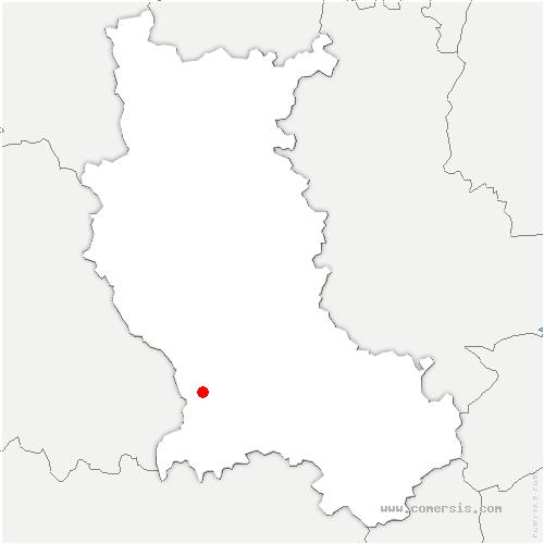 carte de localisation de Soleymieux