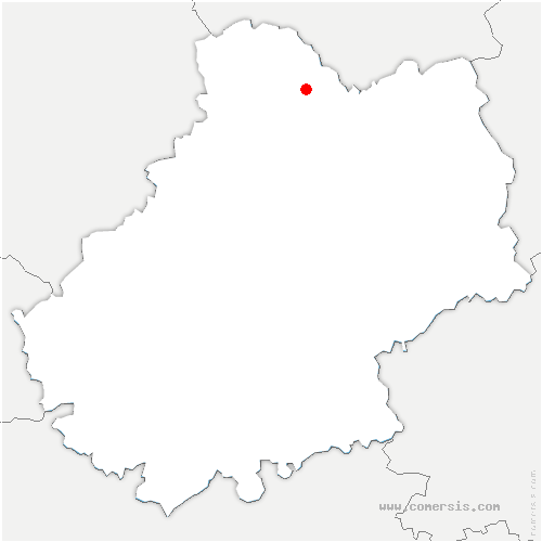 carte de localisation de Floirac