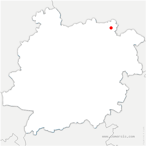 carte de localisation de Saint-Martin-de-Villeréal