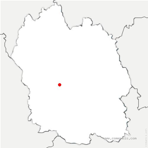 carte de localisation de Cultures