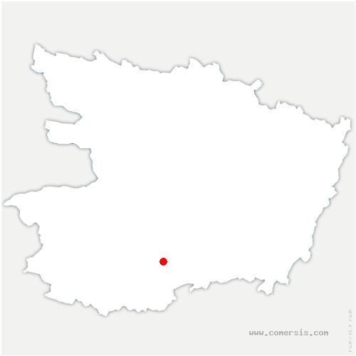 carte de localisation de Coron