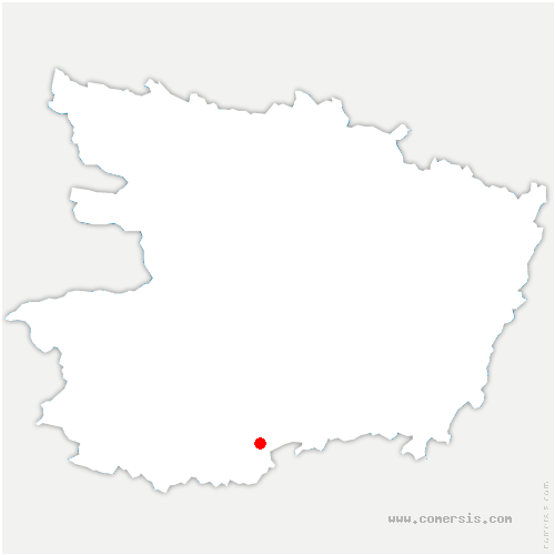carte de localisation de Plaine