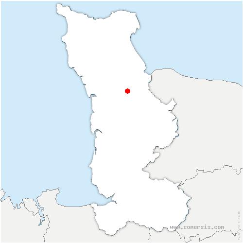 carte de localisation de Terre-et-Marais