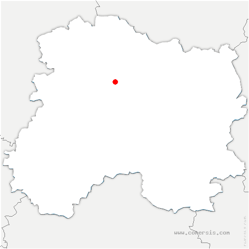 carte de localisation de Ambonnay
