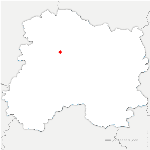 carte de localisation de Avenay-Val-d'Or
