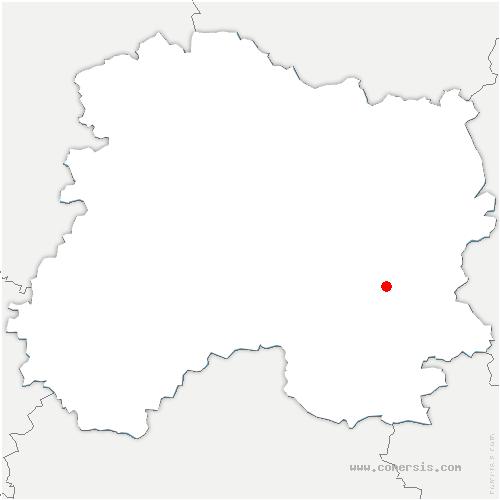 carte de localisation de Bassu