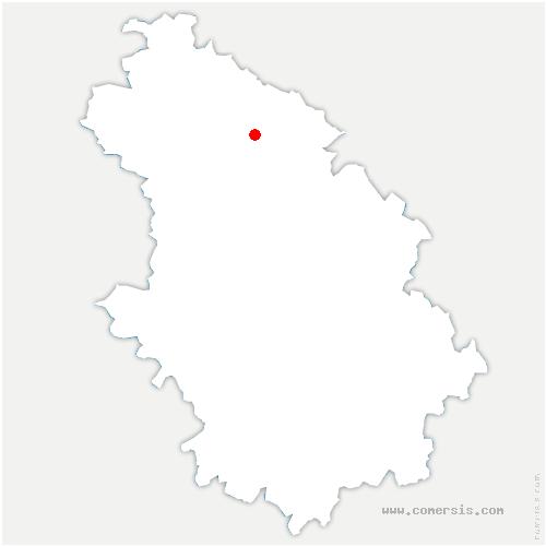 carte de localisation de Joinville