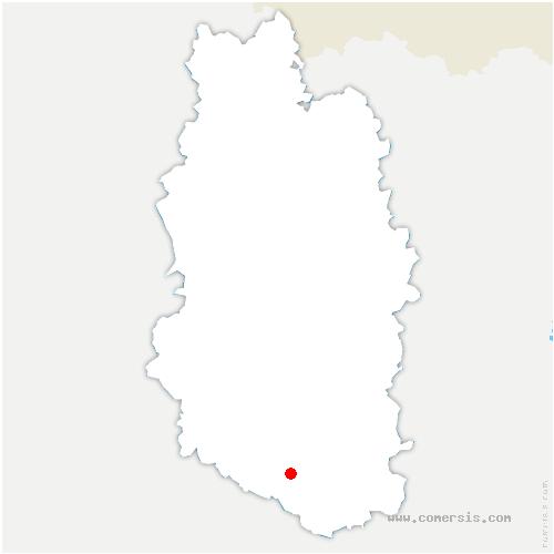 carte de localisation de Biencourt-sur-Orge