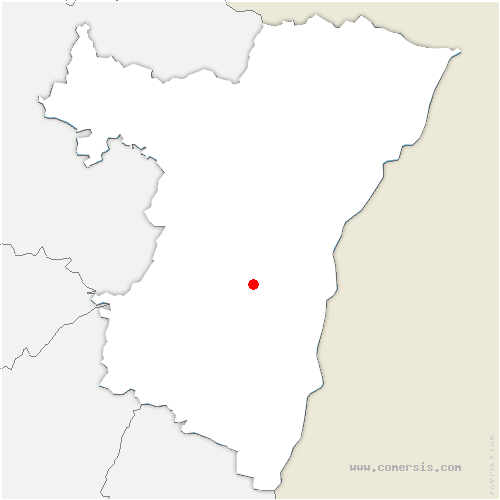 carte de localisation de Altorf