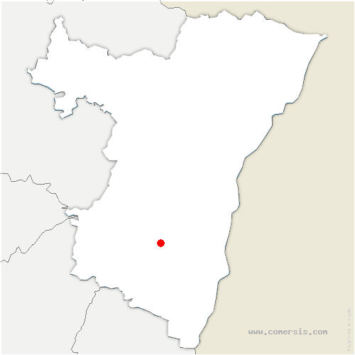 carte de localisation de Bourgheim