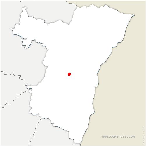 carte de localisation de Dahlenheim