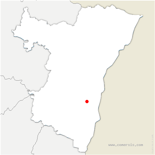 carte de localisation d'Erstein