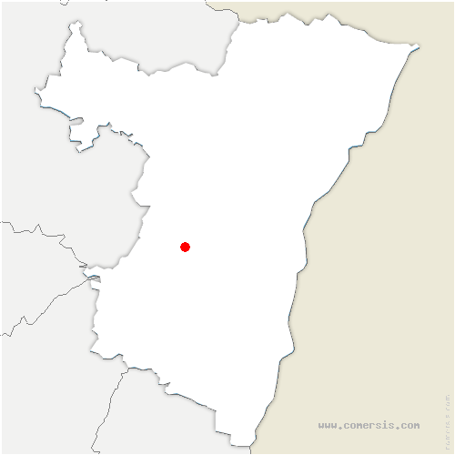 carte de localisation de Flexbourg