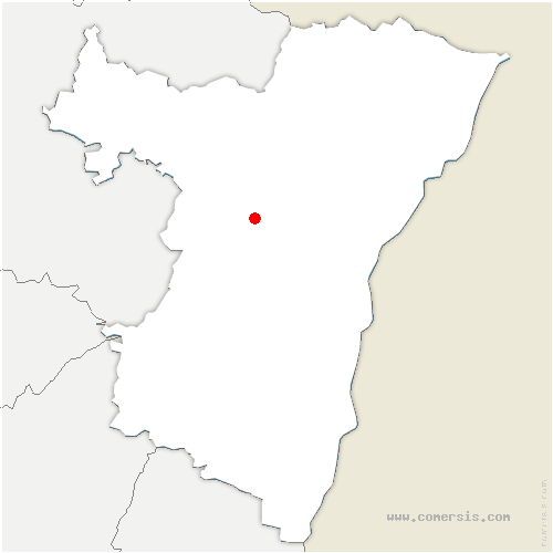 carte de localisation de Friedolsheim