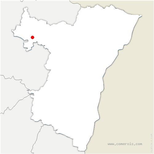 carte de localisation de Gungwiller