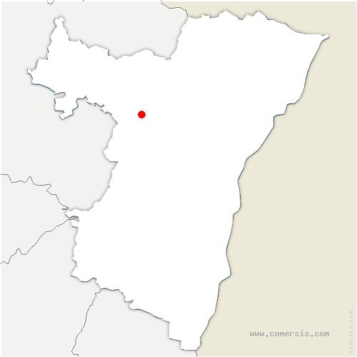 carte de localisation de Hattmatt