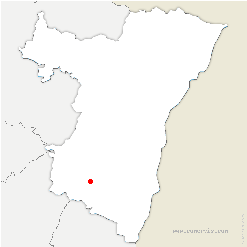 carte de localisation de Hohwald