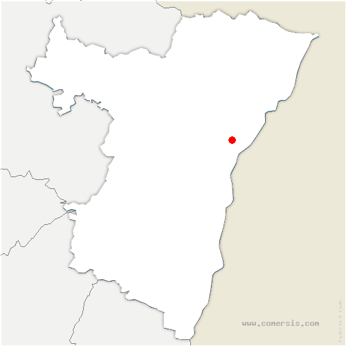 carte de localisation de Kilstett