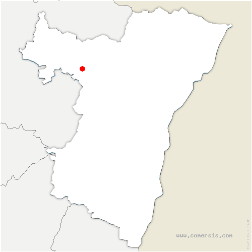 carte de localisation de Neuwiller-lès-Saverne