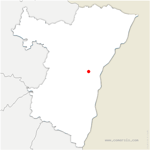 carte de localisation de Niederhausbergen