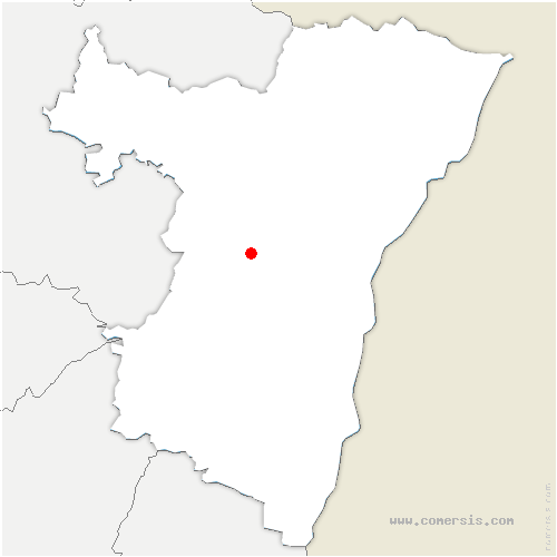 carte de localisation de Nordheim