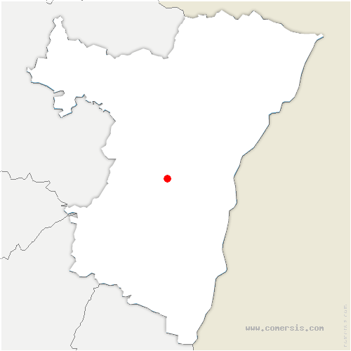 carte de localisation de Odratzheim