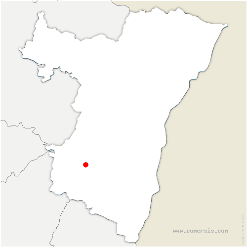 carte de localisation de Ottrott