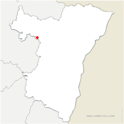 carte de localisation de Pfalzweyer