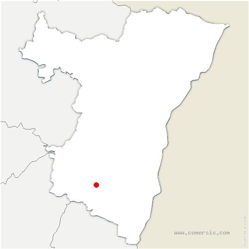 carte de localisation de Reichsfeld