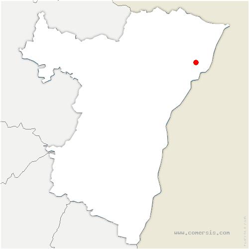 carte de localisation de Rœschwoog