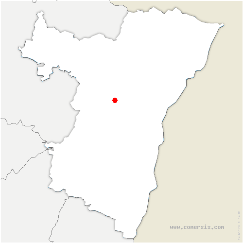 carte de localisation de Rohr