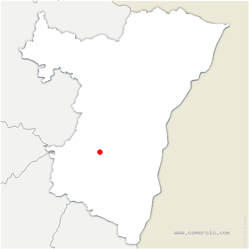 carte de localisation de Rosenwiller