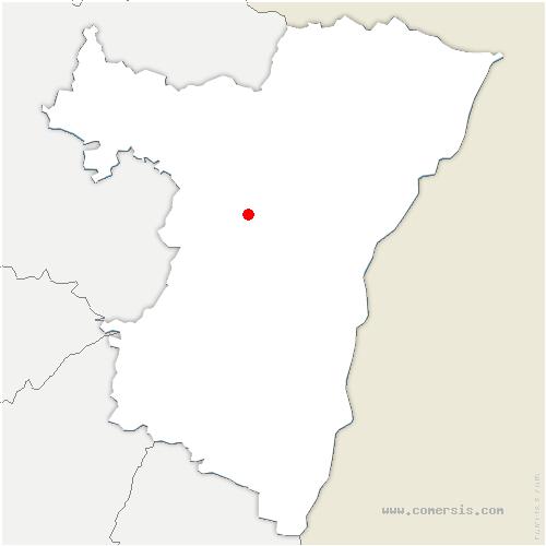 carte de localisation de Saessolsheim