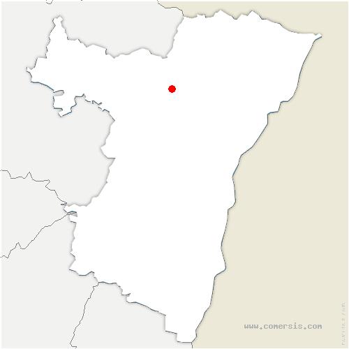 carte de localisation de Schalkendorf