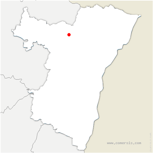 carte de localisation de Schillersdorf