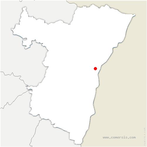 carte de localisation de Schiltigheim