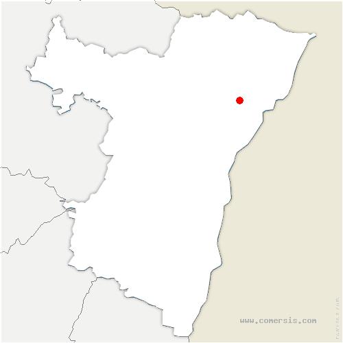 carte de localisation de Schirrhein