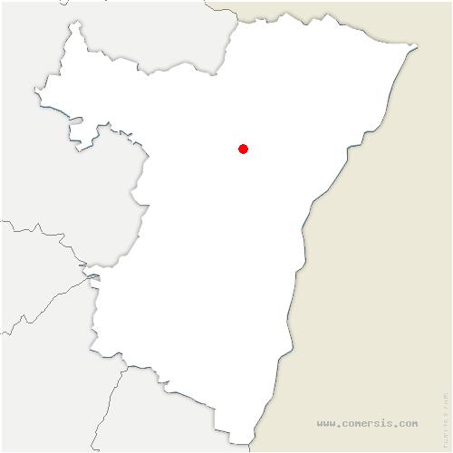 carte de localisation de Schwindratzheim