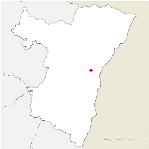 carte de localisation de Souffelweyersheim